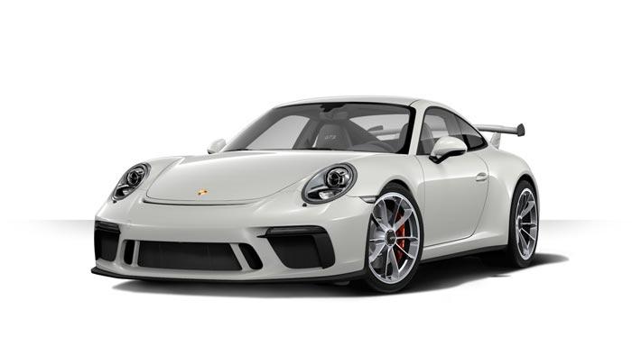 porsche 911 991 MK2 GT3 05 craie option speciale