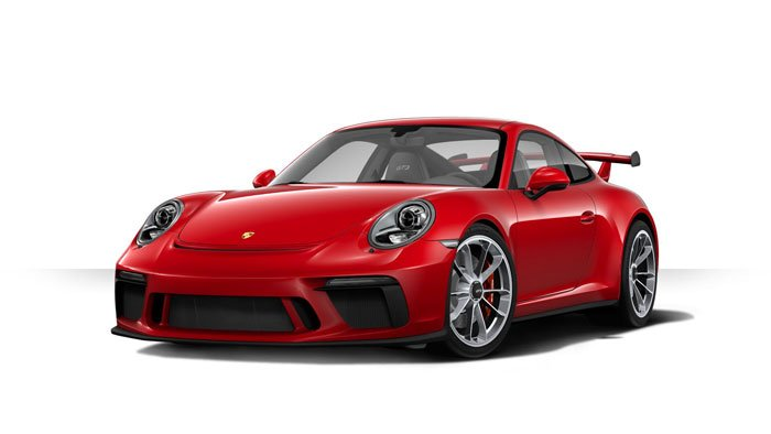 porsche 911 991 MK2 GT3 05 rouge carmin option speciale