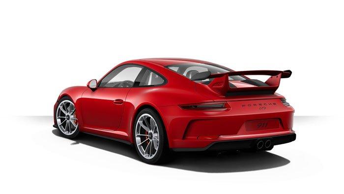 porsche 911 991 MK2 GT3 06 rouge carmin option speciale
