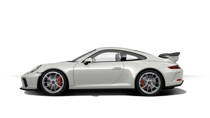 porsche 911 991 MK2 GT3 07 craie option speciale