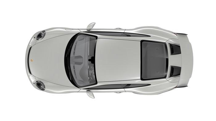porsche 911 991 MK2 GT3 08 craie option speciale