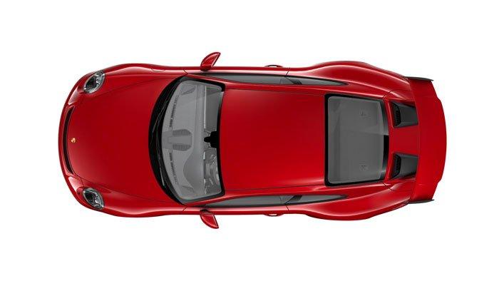 porsche 911 991 MK2 GT3 08 rouge carmin option speciale