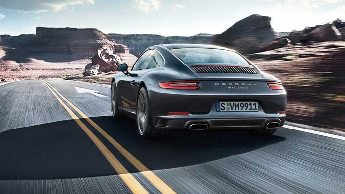 Porsche 911 991 Carrera utilisation au quotidien