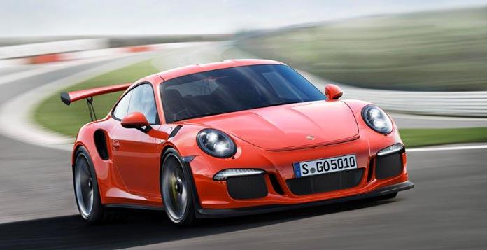 Porsche 911 991 mk1 gt3 RS idéal circuit