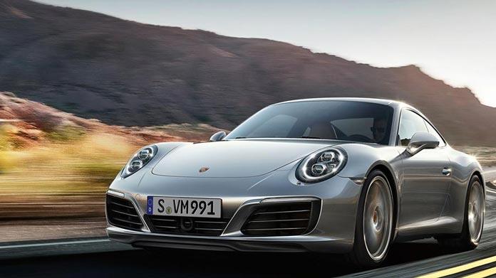 Porsche 911 991 MK2 Carrera S Route Campagne