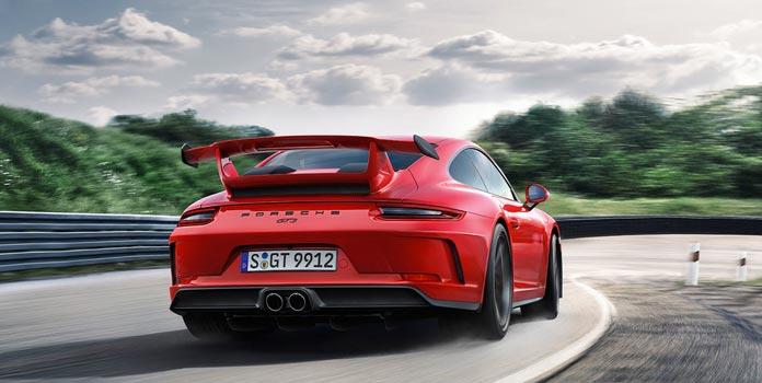 Porsche 911 991 MK2 GT3