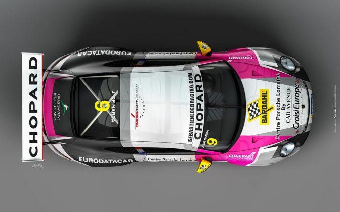 Porsche 911 GT3 CUP sebastien loeb racing centre porsche lorraine 04