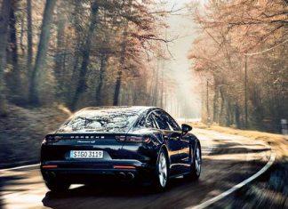Porsche Panamera 4S avec système Innodrive