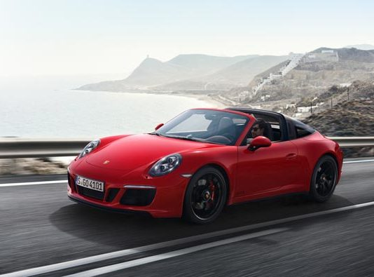 Porsche vente record premier trimestre 2017