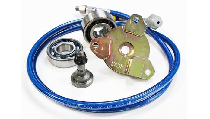 DOF Systeme lubrification haute pression ims porsche 911 boxster 986