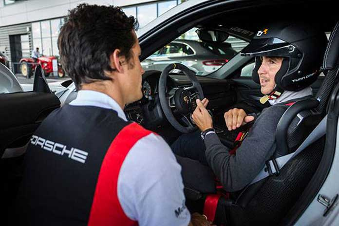 coaching porsche driving experience