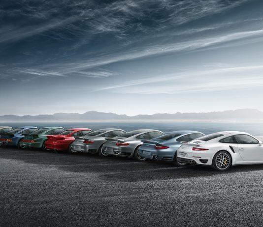 evolution tarif achat Porsche 911 Turbo