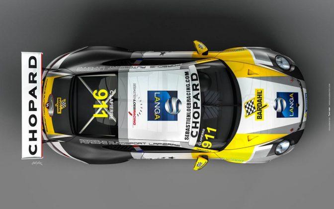 porsche gt3 cup christophe lapierre sebatsien loeb racing 2017