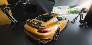 porsche 911 turbo s exclusive series porsche musee stuttgart 2017