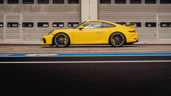 record porsche 911 gt3 991 mk2 nurburgring