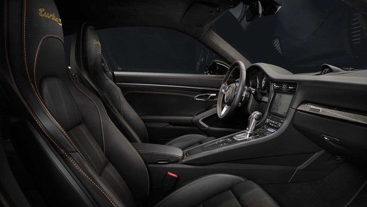 Porsche 911 turbo s exclusive series 2017 07