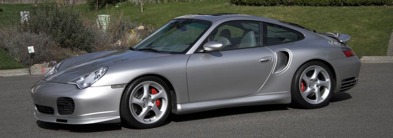 porsche 911 type 996 turbo-2003