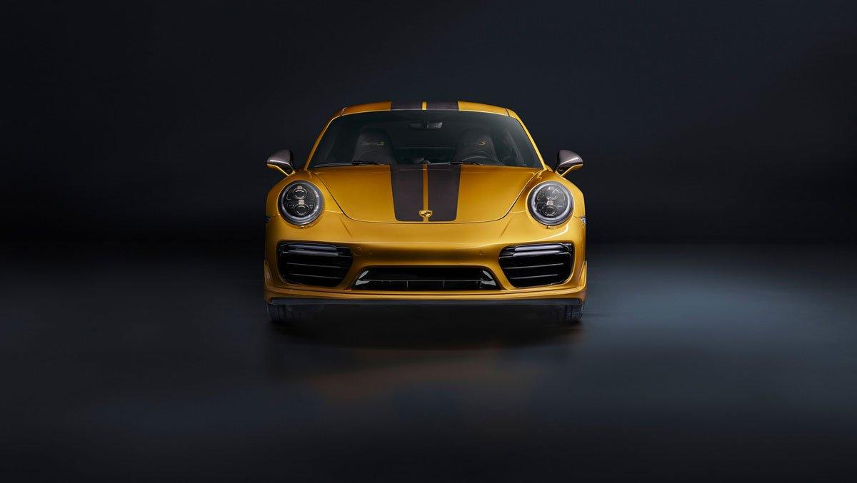 porsche 911 turbo s exclusive series 2017 01