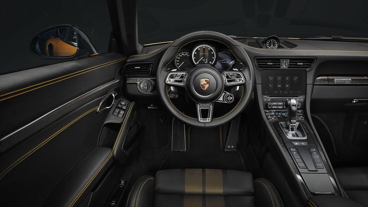 porsche 911 turbo s exclusive series 2017 10