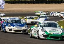 résultats porsche carrera cup france 2017 categorie a
