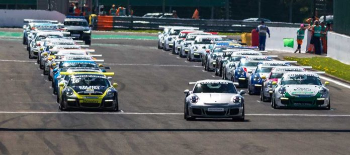 resultats porsche carrera cup france 2017 categorie b
