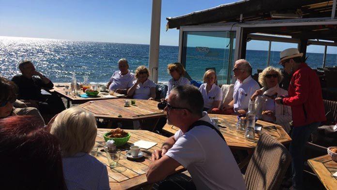 sortie en Corse du Club Porsche Portes de Provences
