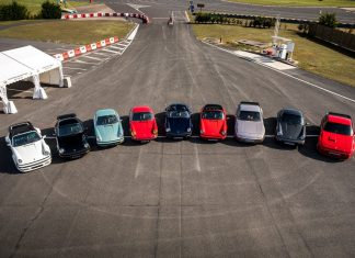 Concours restauration Porsche