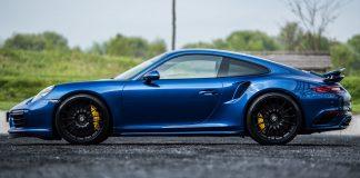 Porsche 911 Turbo S Edo compétition