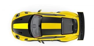Porsche 911 991 GT2 RS JAUNE RACING PACK WEISSACH