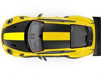 Porsche 911 991 GT2 RS JAUNE RACING PACK WEISSACH
