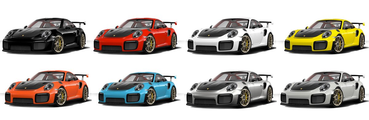 porsche 911 991 gt2 rs des couleurs vives et des promesses. Black Bedroom Furniture Sets. Home Design Ideas