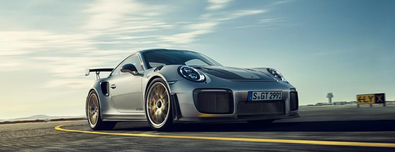 chassis porsche 911 991 gt2 rs