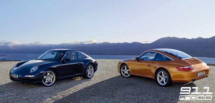 Codes Options Porsche 911 Targa 4S 997 355ch Phase 1 2006 2007 2008 2009