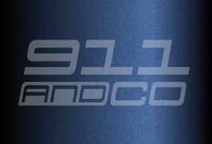 couleur bleu nuit 39C 37w nachtblau porsche 911 996 1999-2004