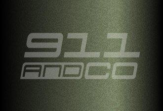 couleur olive foncée m6x 7g dunkelolivemetallic porsche 911 997 carrera targa s 4s mk1