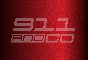 couleur porsche 911 996 Turbo code 8a3 8a4 rouge orient orientrot 2001 2003