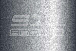 couleur porsche 911 996 Turbo code 92m 92e argent polaire polarsilber 2001 2004