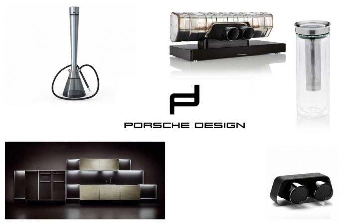 objets cadeaux originaux insolites porsche design