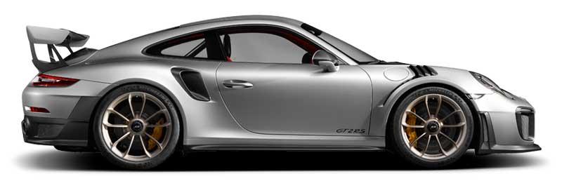 porsche 911 991 GT2 RS 18 opt