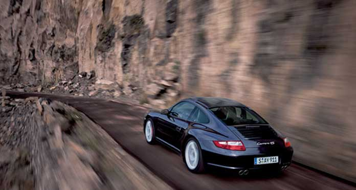 porsche 911 Carrera 4S type 997 MK1 phase 1 355ch 3,8l 04