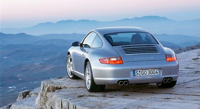 Porsche 911 997 Carrera 4s 355ch Liste Et Tarifs Equipements En Option