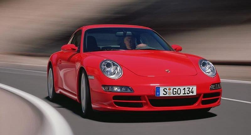 porsche 911 Carrera S type 997 MK1 phase 1 355ch 3,8l 04