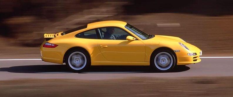 porsche 911 Carrera type 997 MK1 phase 1 325ch 3,6l 01