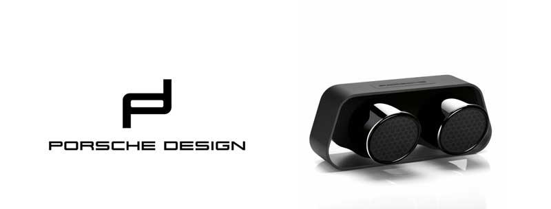 porsche design speaker