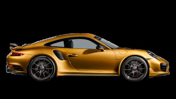 Porsche 911 Turbo S Executive