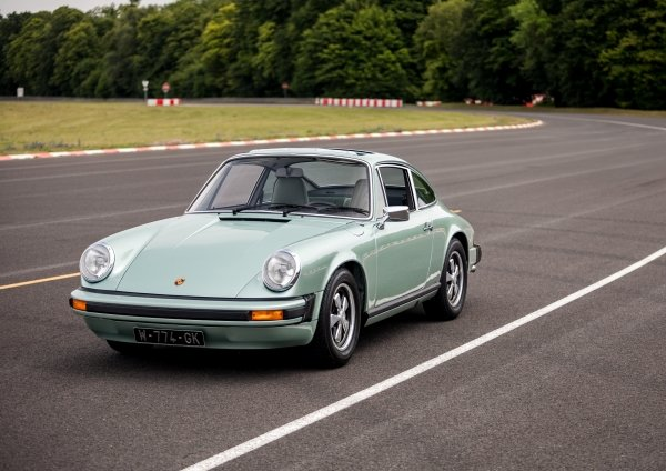 Porsche 911 2.7 restauration