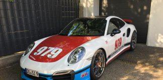 Porsche 911 (991) Turbo S