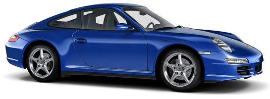 v couleur bleu cobalt 3C8 WM2 cobaltblau porsche 911 997 carrera s 4s targa mk1
