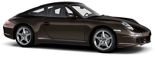 v couleur macadamia M8W 9Q macadamia metallic porsche 911 997 carrera targa s 4s mk1