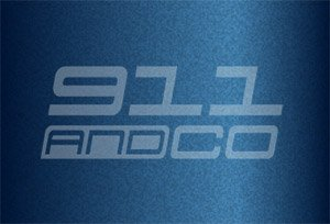 Porsche 911 F couleur peinture code 8686_8610 330 bleu gemini blau blue M2